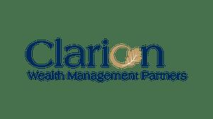 Clarion Wealth Management Partners in VA logo design