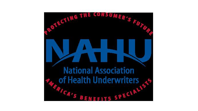 National Association of Health Underwriters - NAHU - logo design