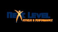 Next Level Fitness & Performance in Haymarket VA logo design