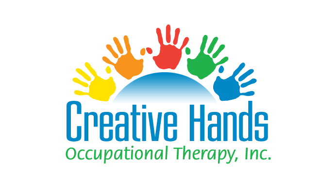 Creative Hands Occupational Therapy, Inc. logo design