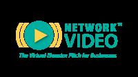 Network Video, LLC in Warrenton VA logo design
