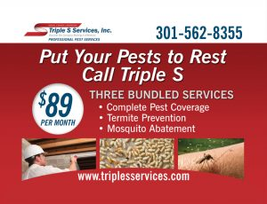 Triple S Services, Inc. in Virginia Mobile Ad