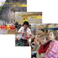 Highland School in Warrenton VA Magazines