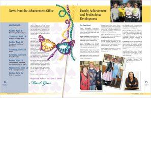 Highland School in Warrenton VA Magazine Spread