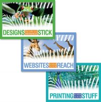 Brand Design, Inc. in Warrenton VA postcards