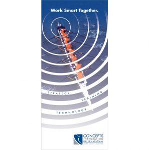 Direct Mail Brochure for Ci2 Concepts Integration Internationsl