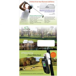GPS Quick Clip in SC product brochure